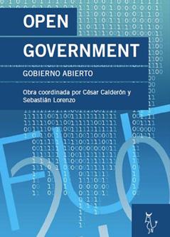 Portada del libro Open Government-Gobierno Abierto
