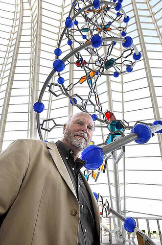 El científico Craig Venter