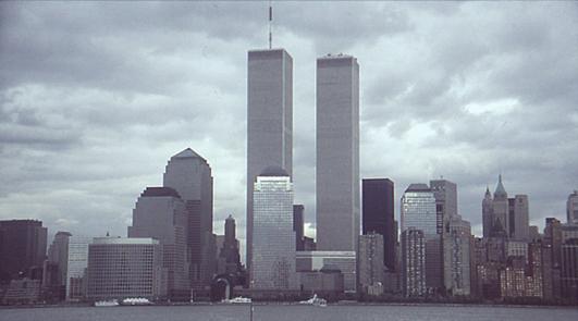 Las Torres Gemelas de Nueva York