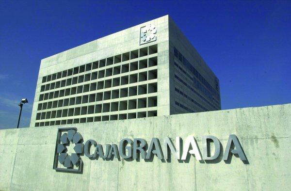 La sede de Caja Granada