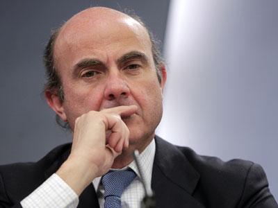 Ministro Luis De Guindos