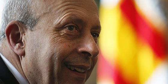 José Ignacio Wert , ministro de Educación, Cultura y Deporte