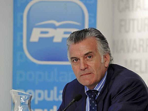 Luis Bárcenas, extesorero del Partido Popular