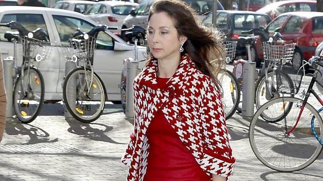 La juez Mercedes Ayala