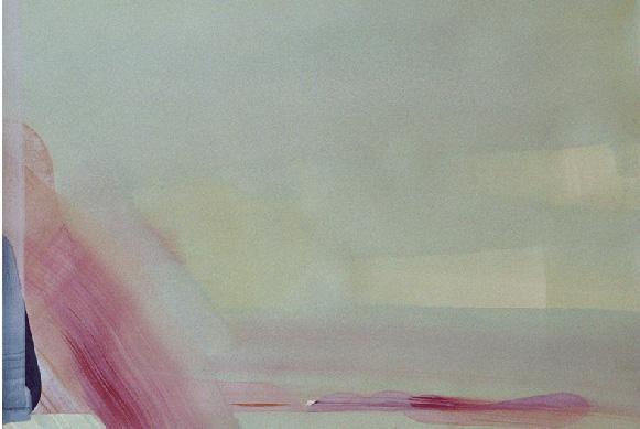 Teresa Muñiz. Modificable. Acuarela sobre papel 57 cm x 77cm año 2005