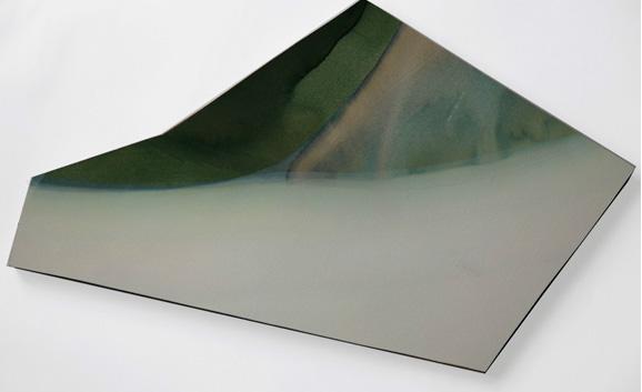 Teresa Muñiz. Sin título. Acuarela sobre papel. 50 cm x 28 cm. Año 2011
