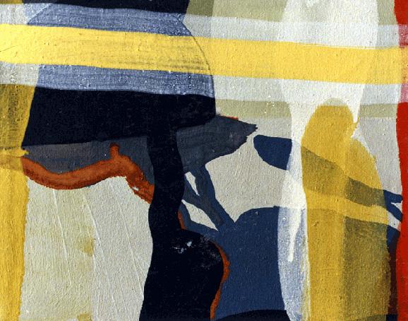 Teresa Muñiz. Sin título óleo sobre tela 60 cm x 50 cm año 1996