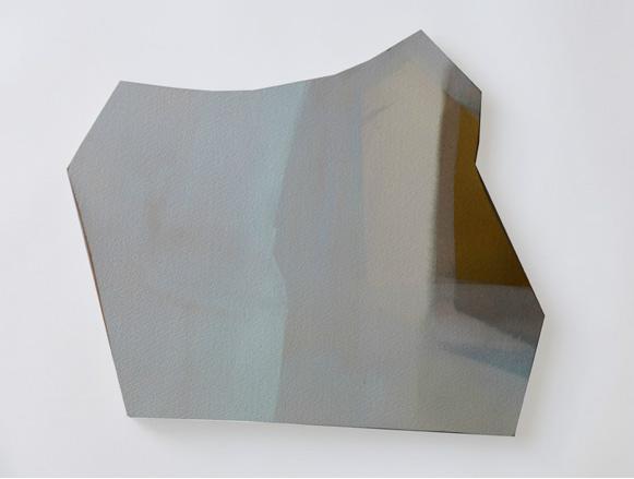 Teresa Muñiz. Acuarela sobre papel 33 cm x 27 cm Año 2011