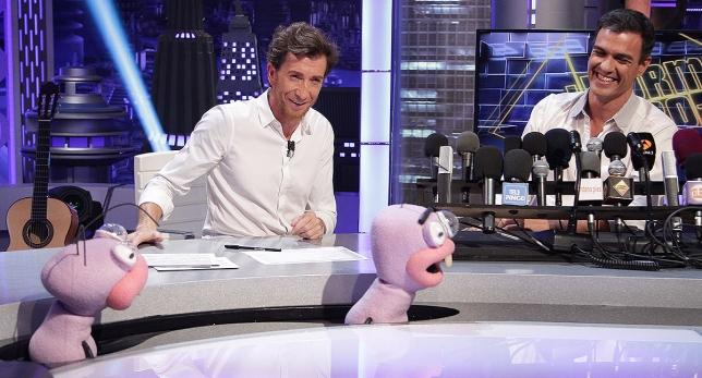 Pedro Sánchez en El Hormiguero de A3