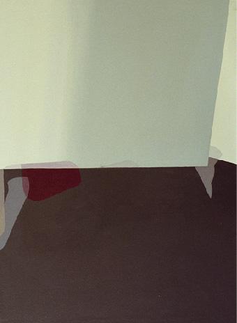 Teresa Muñiz. Inicio. Acrílico sobre tela 100 cm x 73 cm. Año 2005