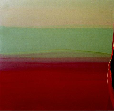 Teresa Muñiz Sin título Acrílico sobre lienzo 90 cm x 90 cm Año 2005