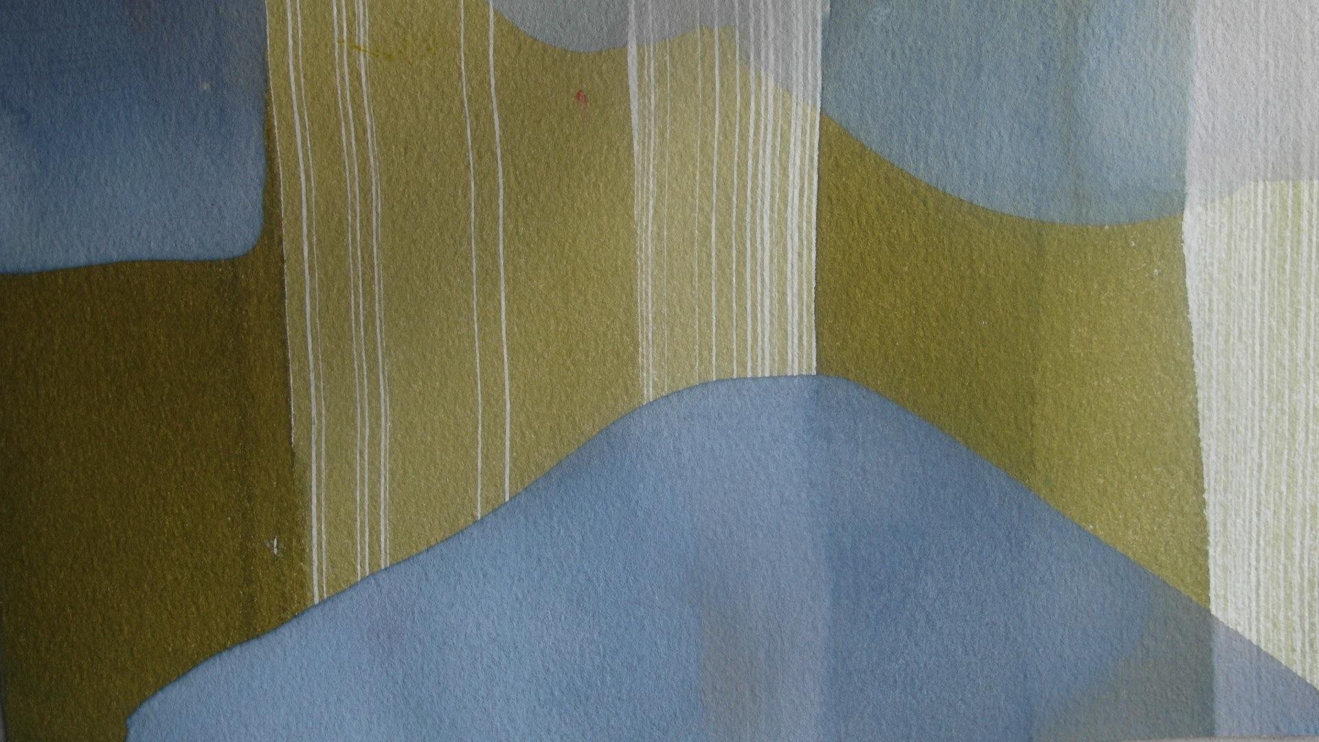 Teresa Muñiz Teresa Muñiz. Acuarela s/ papel Fabriano 22,5 cm x 14,5 cm 2008
