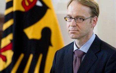 Jens Weidmann, presidente del Deutsche Bundesbank