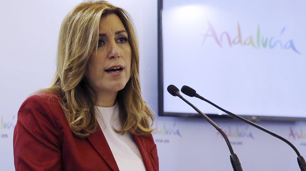 Susana Díaz.www.20minutos.es