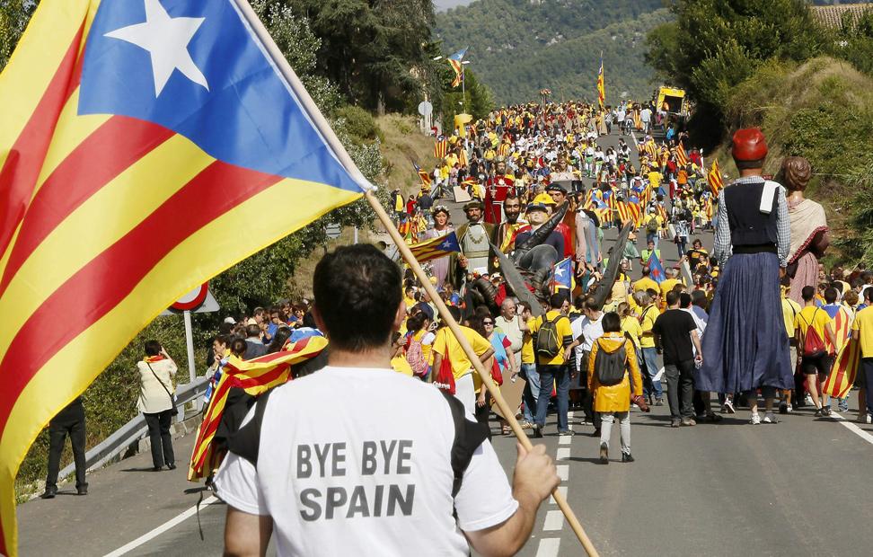 La marcha de Cataluña.www.blogs.publico.es
