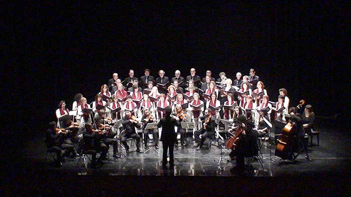La orquesta española