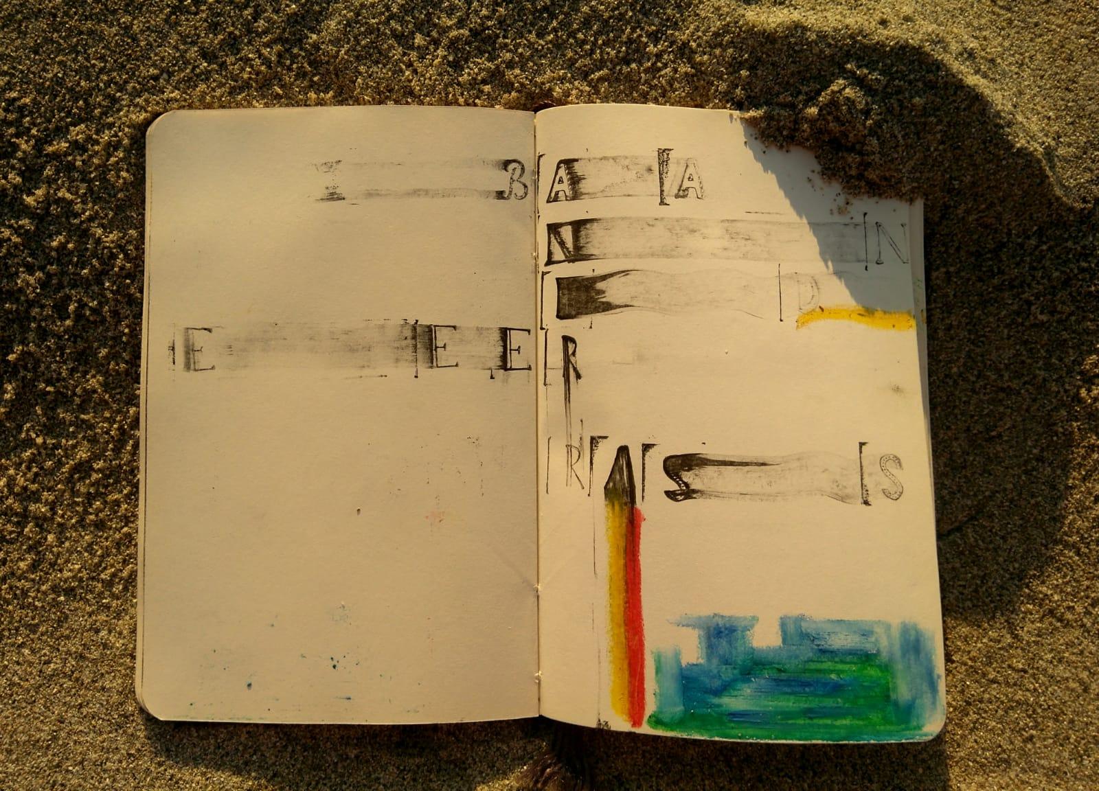 Dibujo de Paula Nevado