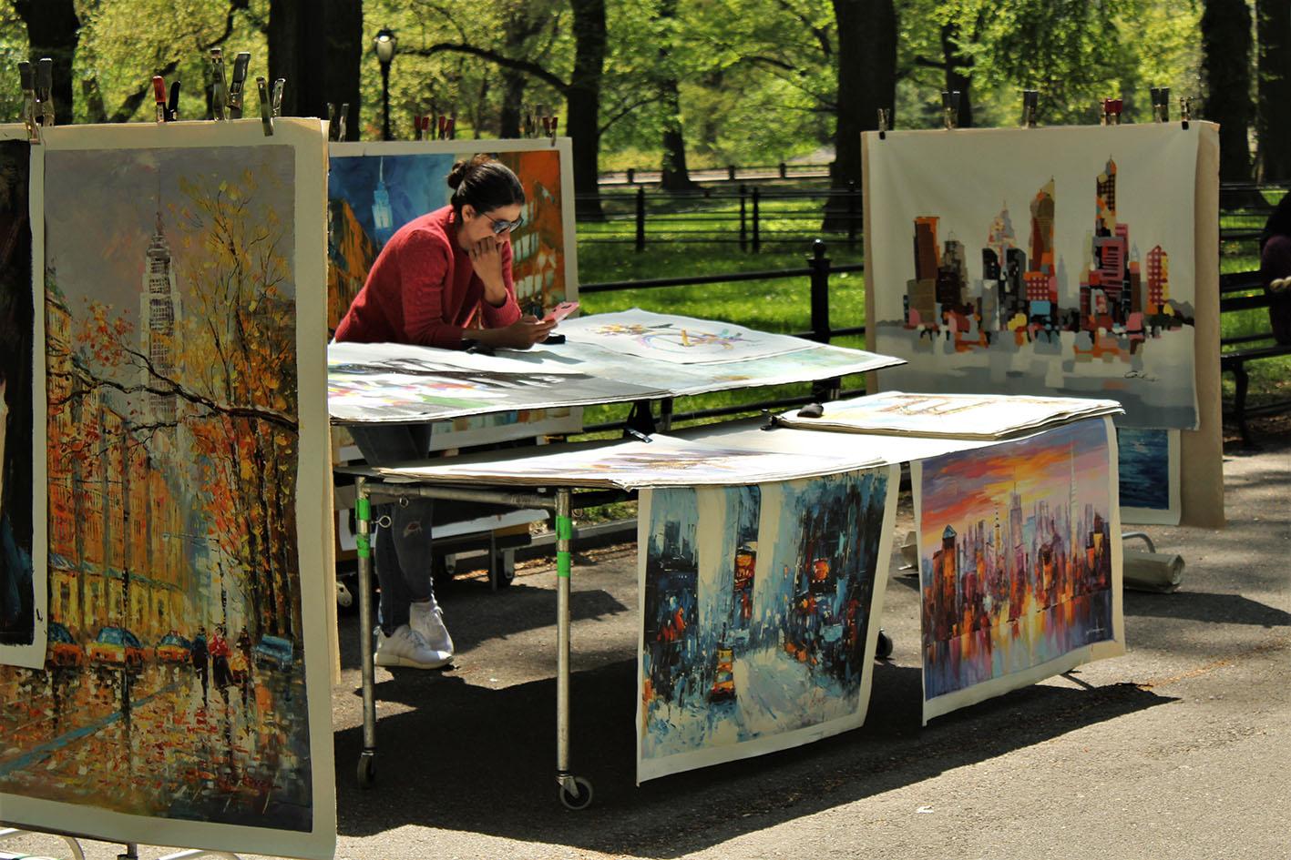 Arte en el desván